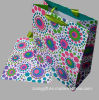 Glitter SpotsのパターンPrinting Paper Shopping Gift Bag