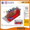 Campo de jogos 2016 interno da corrediça super atrativa de Vasia (VS1-160407-41-15)