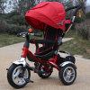 2016 Rad drücken der Form-drei Kinder/Baby-Dreirad von Hand ein