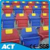 Los muebles del estadio del VIP/alinearon el asiento del estadio plegable