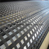 Polyester Uniaxial Geogrid met pvc Coating 60kn-1000kn