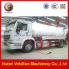 Sinotruck HOWO 8000L Vacuum Sewage Suction Trucks