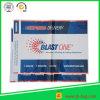 OEM van de douane de Embleem Afgedrukte Zelfklevende Plastic Zak van de Koerier van de Zak van de Post