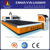 Tagliatrice automatica professionale del laser della fibra di vendita superiore Hunst