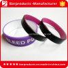 Bandas de pulso de borracha de tamanho personalizado para adultos