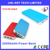Новый крен Arrival 20000mAh Power с Patent