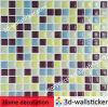 Azulejos de la pared de Backplash de la cocina, azulejos de mosaico artísticos