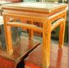 Tabouret chinois en bois de meubles antiques