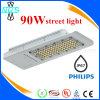 Via di lumen 80W LED dei chip di Philips alti/indicatore luminoso esterni del giardino