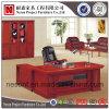 Твердая древесина крася стол деревянного офиса 0Nисполнительный (NS-SL045)