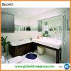 White puro Quartz Vanity Tops con Sinks Cutout per Bathroom