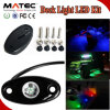 Sales superiore 12V 9W Cars ATV UTV Truck Boat Rigid LED Rock Light