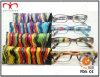 Vetri di lettura di plastica di Eyewear di modo delle signore (MRP21677)