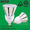 Уличный свет верхней части столба ETL утвержденный 100-277VAC E40 E27 60W СИД