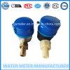 3/4  trockener Vorwahlknopf-einzelnes Strahlen-Wasser-Messinstrument