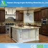 Countertops кварца кухни дешевого высокого лоска Tranditional американские