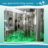 Automatischer Glasflaschen-Bier-Produktionszweig