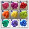 Fibra di graffetta di poliestere Alto-Elastica PSF per i fili di cotone