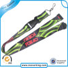 Sublimation su ordinazione Printing Polyester Lanyard per Promotion