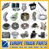 Над 1000 деталями Volvo перевозит части на грузовиках