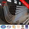 Q345 16m 17m 강철 가로등 폴란드 공장