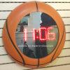 Pulso de disparo eletrônico do indicador de diodo emissor de luz do frame do basquetebol