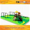 89mm galvanisiertes Pfosten-bunte Einfachheit Sunfloor Deckel-Kind-im Freienspielplatz-Gerät