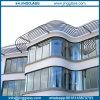 painéis curvados balaustrada do vidro Tempered de 12mm