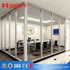 Puerta elegante de la partición de la oficina conceptora hecha en Foshan
