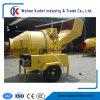 Cement Mixer 350L con Energía Eléctrica (RDCM350-6E)