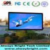 P10 im Freien farbenreiches LED Videodarstellung-Mietzeichen