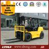 Neuer Zustands-guter Preis 7 Tonnen-hydraulischer Dieselgabelstapler