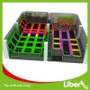 Posizione dell'interno del trampolino dei costruttori che costruisce trampolino dell'interno