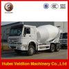 Camion 8/9 della betoniera di Sinotruk HOWO 6X4 cubico