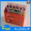 batería de la motocicleta del gel 12V 9ah frecuencia intermedia de la batería de la motocicleta de 12V 9ah