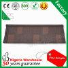 Venda quente na telha de telhado revestida de pedra do metal de Kenya