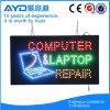 Rectángulo de Hidly la muestra de la reparación LED de Asia Computer&Laptop