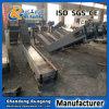 Elevador da placa Chain de aço inoxidável para o processamento da fruta e verdura