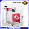 De Laser die van de Vezel van de bevordering Machine voor Nonmetal van het Metaal merken