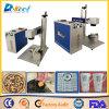 Tastiera di /Cup/ di vendita 20W della fibra della marcatura calda del laser/macchina di legno di arti