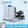Machine de glace commerciale d'éclaille de Koller 1 à 15ton par jour, générateur de glace commercial