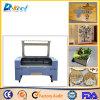 100W Leder, Acryl, Holz, Tuch CO2 Laser-Ausschnitt-Maschinen-Laser-Scherblock