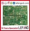 1.6mm 2 Schichten OSP V0 Sicherheit LCD-Vorstand-Leiterplatte Schaltkarte-