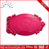 Specchio cosmetico poco costoso decorato del metallo piccolo