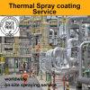 Equipo refinería de Servicio del tratamiento de superficie de recubrimiento para tanques Tuberías y equipos de bombeo de hidrocarburos máquinas de procesamiento