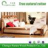 Base Hand-Woven della base del rattan con legno solido per l'hotel domestico