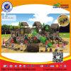 Equipo al aire libre del patio de los niños de la nueva serie natural del paisaje (HF-10201)