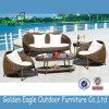 Im Freien populäres Rattan-Sofa-Set