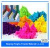 Ral químico colorea la capa Thermoset del polvo