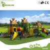 Hölzerner Kind-Spielplatz, populärer Superspaß-im Freienspielplatz